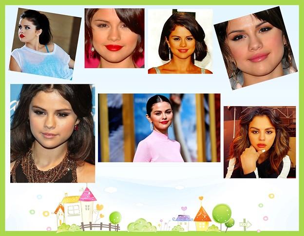 The latest image of Selena Gomez(43033)Collage