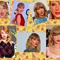 Beautiful Blue Eyes of Taylor Swift (11027)