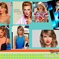 Beautiful Blue Eyes of Taylor Swift (11028)