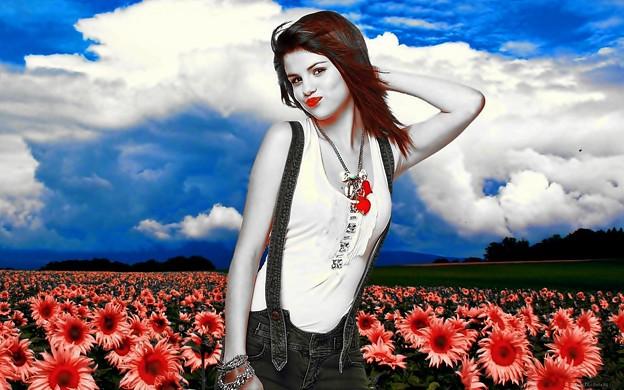 Beautiful Selena Gomez(9005955)