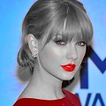 Beautiful Blue Eyes of Taylor Swift (11081)