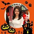 Photos: Selena Gomez's Halloween(10001)