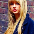 Beautiful Blue Eyes of Taylor Swift(11090)