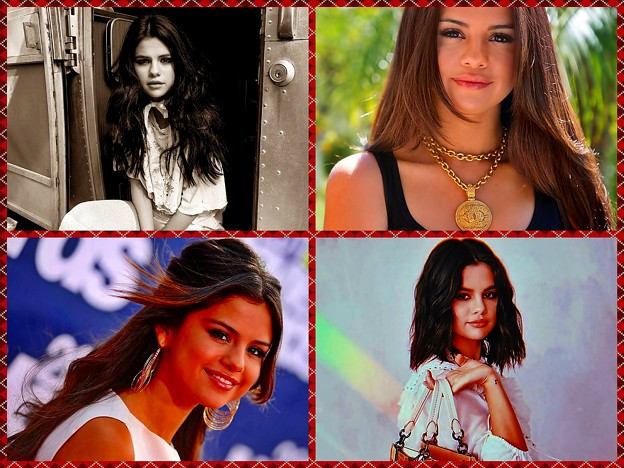 The latest image of Selena Gomez(43036)Collage