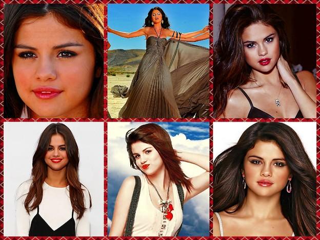 The latest image of Selena Gomez(43037)Collage