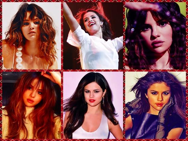The latest image of Selena Gomez(43038)Collage