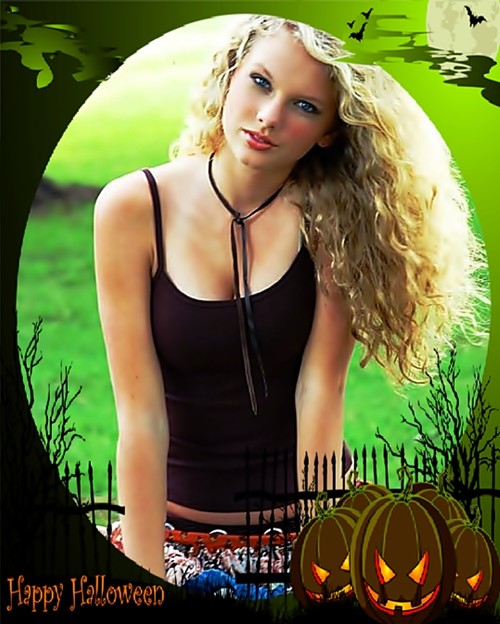 Beautiful Blue Eyes of Taylor Swift(11097)