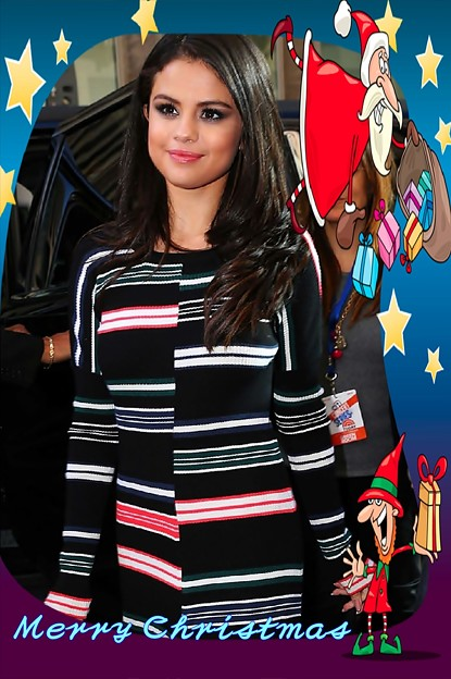 Beautiful Selena Gomez(9005982)
