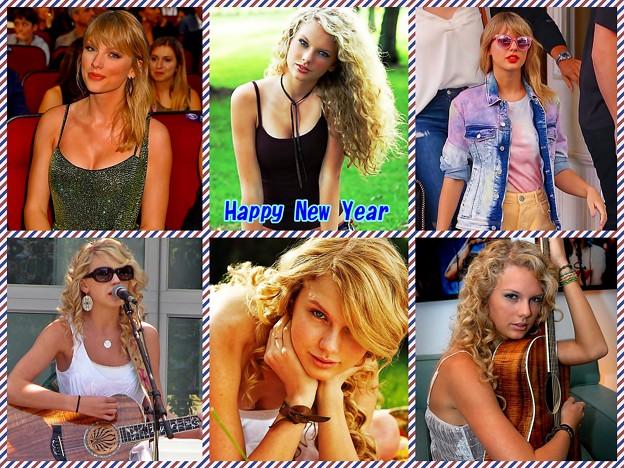 Beautiful Blue Eyes of Taylor Swift(11107)