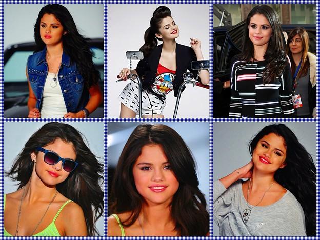 The latest image of Selena Gomez(43041)Collage