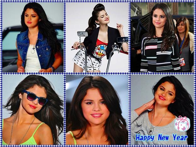The latest image of Selena Gomez(43042)Collage