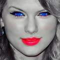 Photos: Beautiful Blue Eyes of Taylor Swift(11108)