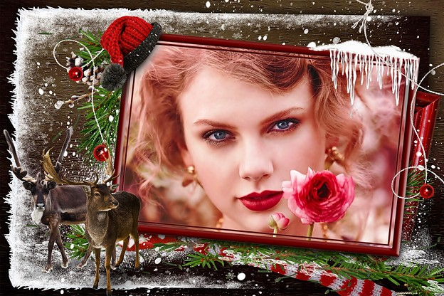 Beautiful Blue Eyes of Taylor Swift(11111)