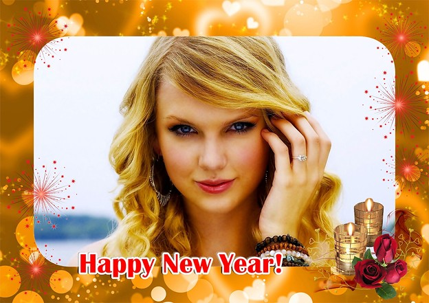 Beautiful Blue Eyes of Taylor Swift(11118)