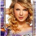Beautiful Blue Eyes of Taylor Swift(11125)