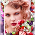 Photos: Beautiful Blue Eyes of Taylor Swift(11127)