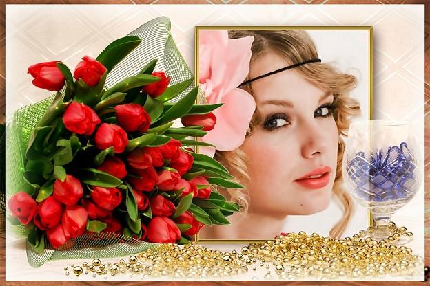 Beautiful Blue Eyes of Taylor Swift(11130)