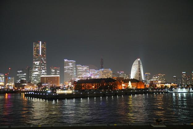 写真: MM夜景
