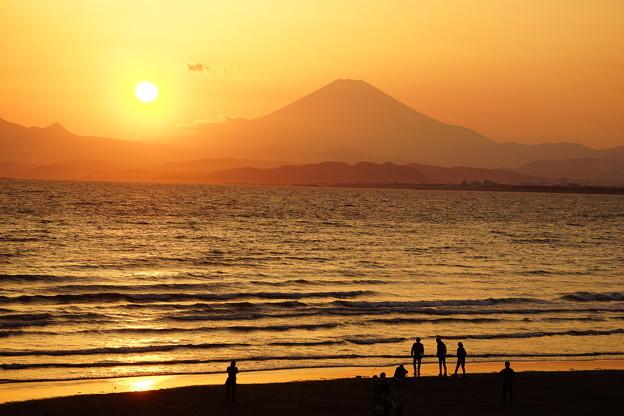 Photos: 夕日