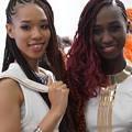 アフリカ美人