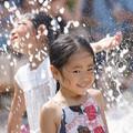 Photos: 水恋しい夏