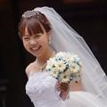 写真: 花嫁