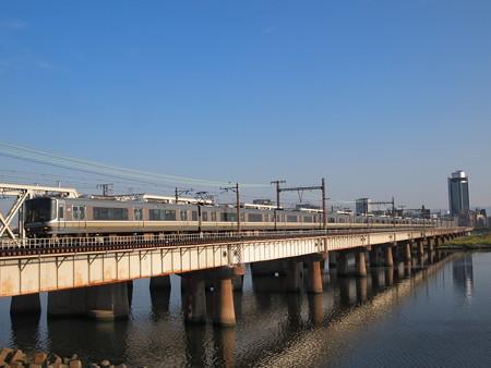 223系新快速 東海道本線新大阪~大阪