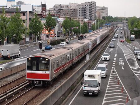 大阪市営地下鉄10系 北大阪急行千里中央~桃山台3