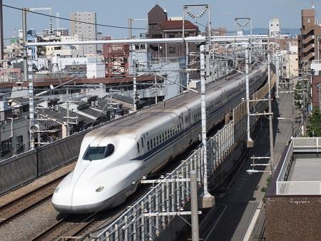 N700系 のぞみ 東海道本線京都~新大阪04