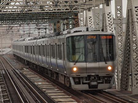 223系関空・紀州路快速 大阪環状線大正駅