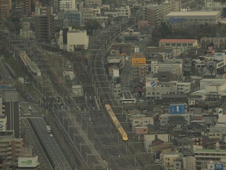 ドクターイエロー 東海道新幹線名古屋~三河安城02