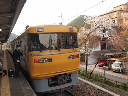 キヤ95 高山本線下呂駅