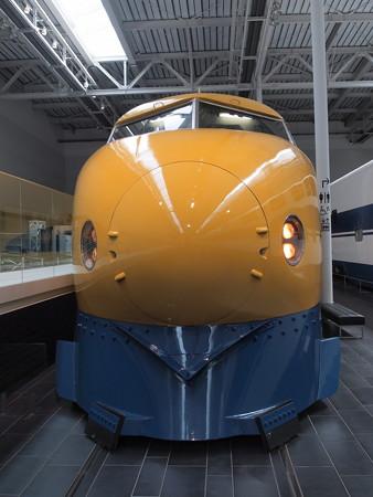 二代目ドクターイエローリニア鉄道館02