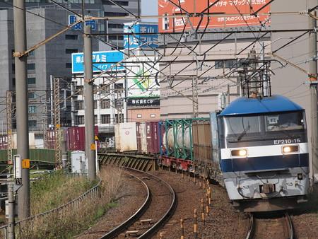 EF210貨物 あおなみ線ささしまライブ駅04