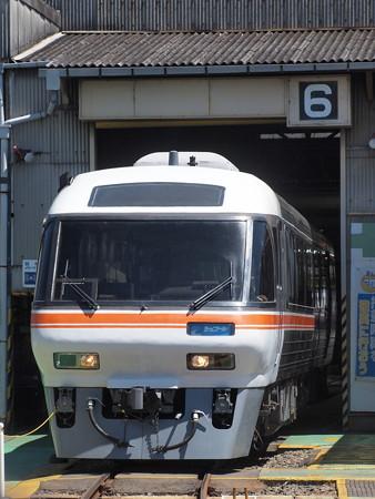 キハ85系 名古屋車両区01