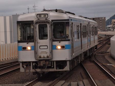 1000形普通 土讃線高知駅