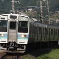 写真: 211系普通 中央本線下諏訪~岡谷02