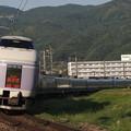 写真: E351系特急スーパーあずさ 中央本線下諏訪~岡谷03