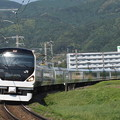 写真: E257系特急あずさ 中央本線下諏訪~岡谷01