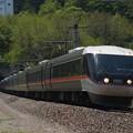 写真: 383系特急ワイドビューしなの 篠ノ井線明科~西条01