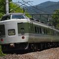 写真: 189系回送 篠ノ井線明科~西条03