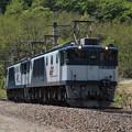 EF64回送 篠ノ井線明科~西条01