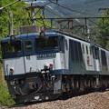 EF64回送 篠ノ井線明科~西条02