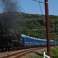 写真: D51回送 北陸本線河毛~高月04
