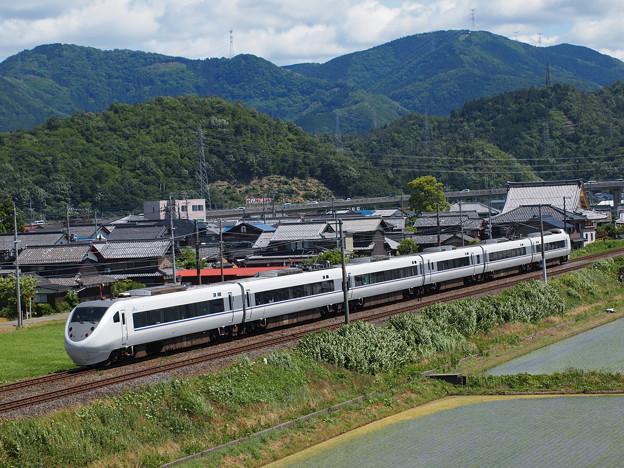 681系特急しらさぎ 北陸本線米原~坂田02