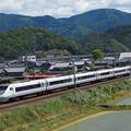 写真: 681系特急しらさぎ 北陸本線米原~坂田02