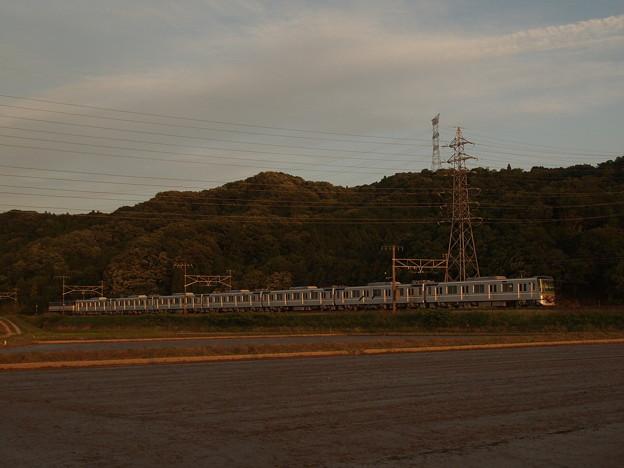 写真: EF65メトロ13000系甲種 東海道本線近江長岡~柏原04