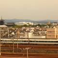 写真: 683系特急サンダーバード 東海道本線京都~西大路03
