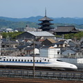 写真: N700系試運転 東海道新幹線