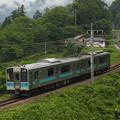 写真: E127系普通 篠ノ井線姨捨~稲荷山02